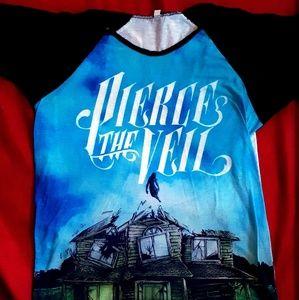 Pierce The Veil Collide with The Sky Shirt